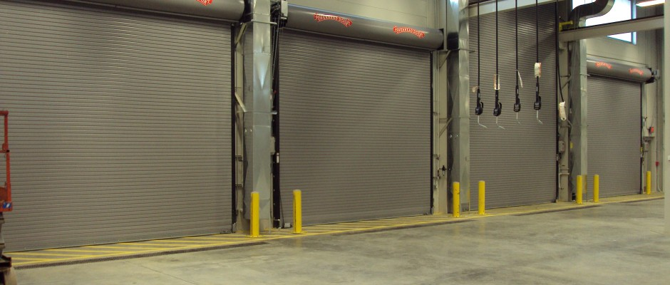Overhead Coiling Doors by Overhead Door Corporation