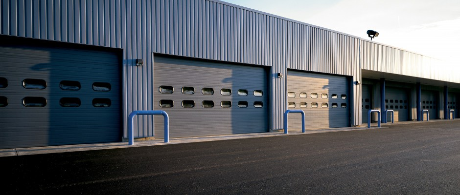 Thermacore® Overhead Sectional Doors